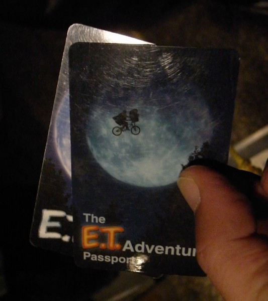 ET 誕生日パスポート