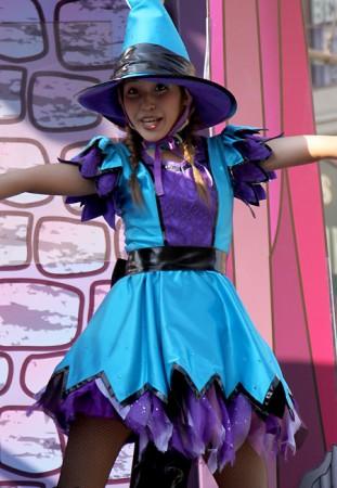 ハロウィーン•キャラクター•パレード29