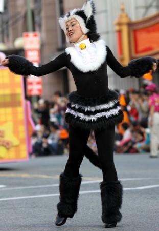 ハロウィーン•キャラクター•パレード40