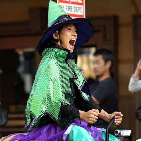 ハロウィーン•キャラクター•パレード•ダンサー22