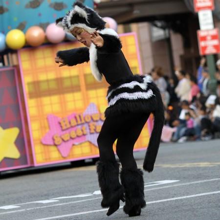 ハロウィーン•キャラクター•パレード•ダンサー36