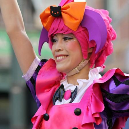 ハロウィーン•キャラクター•パレード•ダンサー55
